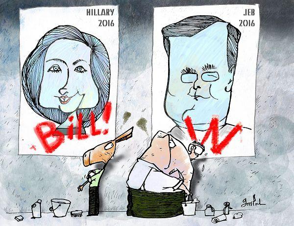 A REMINDER | Jun/17/16 Cartoon by Gustavo Rodriguez -