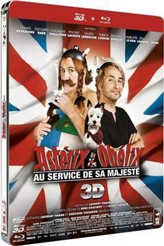 Asterix and Obelix God Save Britannia (2012) 1080p