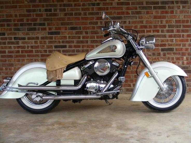 Kawasaki Drifter Vs Indian Chief
