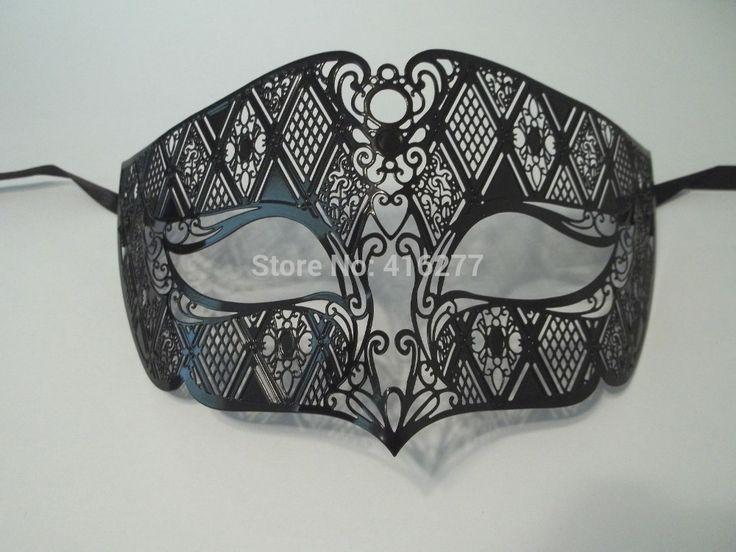 See to - маски карнавальные черные - see2me