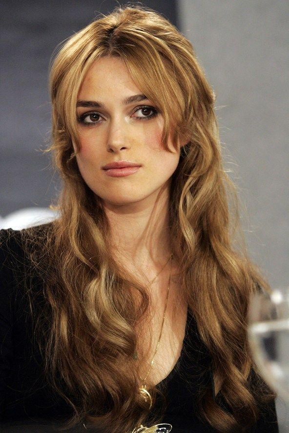 Keira Knightley: Hair Style File