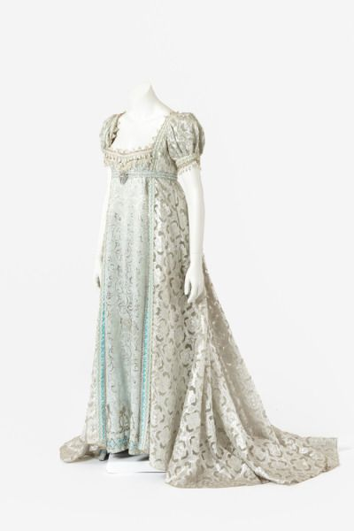 Costume designed by Tom Lingwood for Suzanne Steele in the Australian Opera's 1973 production of Sergei Prokofiev's War and Peace  From the Arts Centre Melbourne