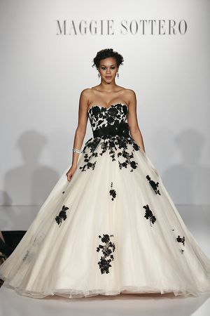 Maggie Sottero Runway Show, Spring 2014
