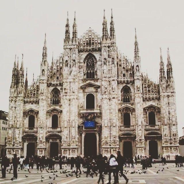 Milão e um de seus encantos!/Milan and one of its charm!