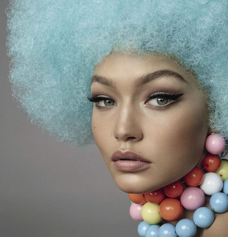 """6,626 Me gusta, 40 comentarios - FashionPhotographyAppreciation (@fashionphotographyappreciation) en Instagram: """"The stunning Gigi Hadid photographed by Steven Meisel in """"The Power of Personality"""" for Vogue…"""""""
