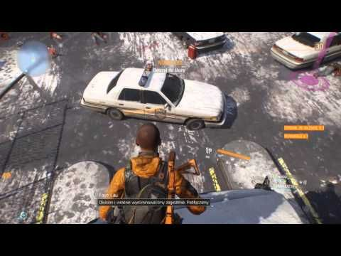 Tom Clancy's The Division - Tunel Lincolna - tryb ambitny w 2 osoby ^^