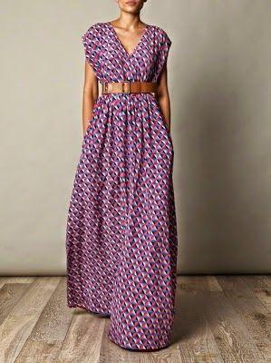 Bettinael.Passion.Couture.Made en Francia: vestido fácil de hacer, es sólo 4 rectángulos            OS dejo un enlace para saber como se hac...