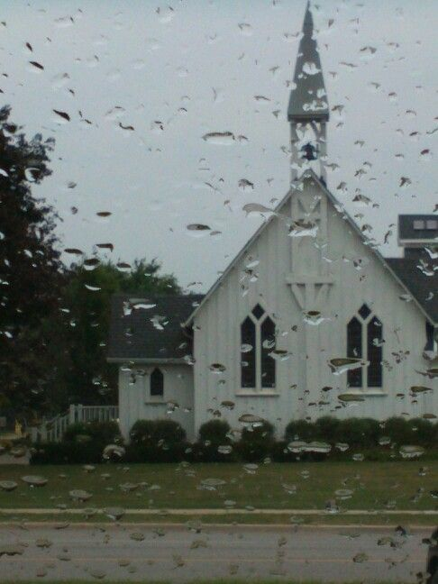 Lovely church Whitby ontario