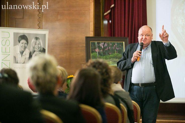 Jacek Kotarbiński at Charms of Business, 2013