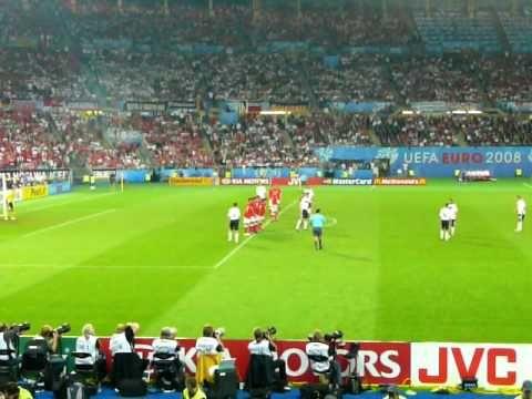 EM 2008 - Österreich-Deutschland 0:1