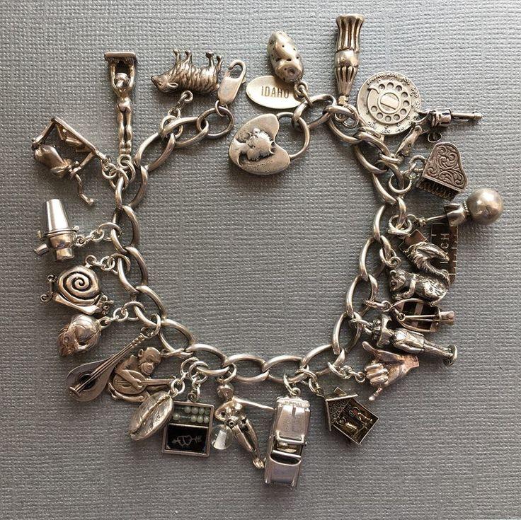 eCharmony Charm Bracelet Collection - Charms I like