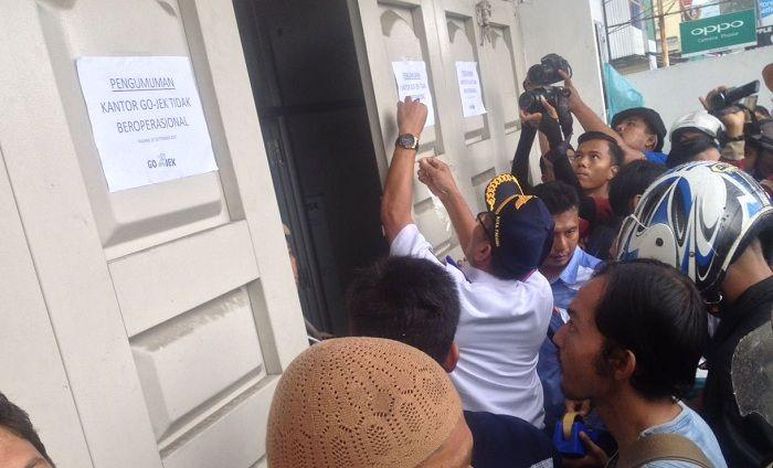 Setelah Bukittinggi, Padang Tutup Kantor Operasional Go-Jek