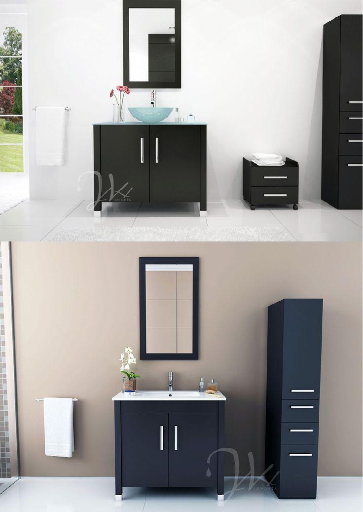 Jwh Living Introduces New Line Of Undermount Bath Vanities Sink Design Bath Vanities And