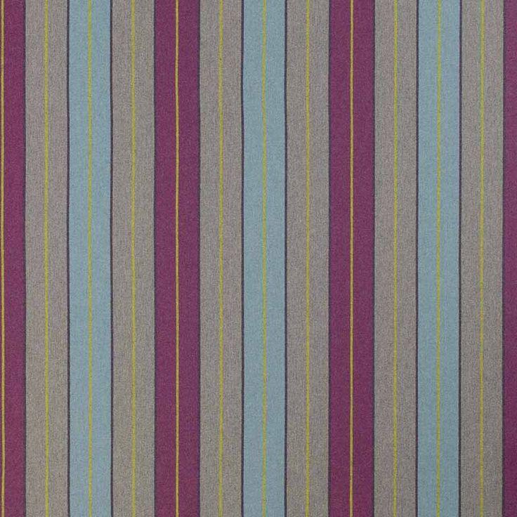 Warwick Fabrics : VAUXHALL, Colour FUCHSIA