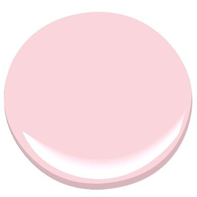 ribbon pink 2087-60 Paint - Benjamin Moore ribbon pink Paint Color Details