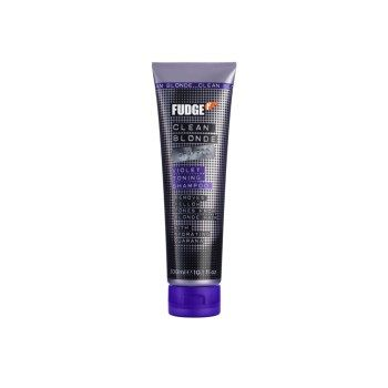 Fudge Clean Blonde Violet Toning Shampoo (Washes Out All Yellow)