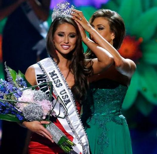 'Rape culture wins': Feminist freakout after Miss Nevada dares suggest self defense training for women