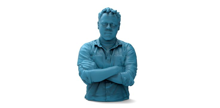 Self Portrait - 3D Printing on Behance