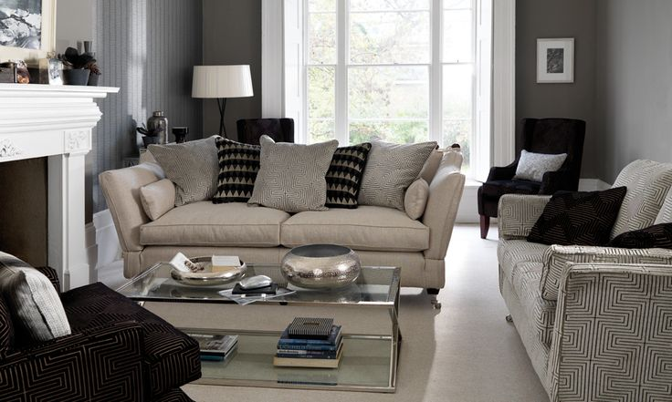 Lounge colour scheme. York Lifestyle