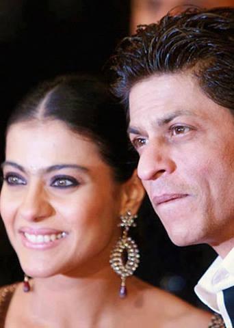 Kajol and Shahrukh