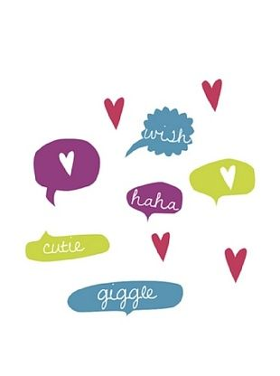 63% OFF pop & lolli Few Words Fabric Wall Decals