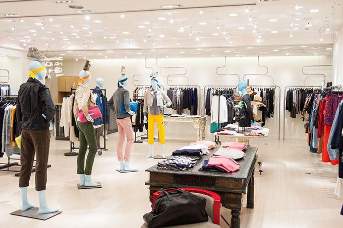 バーニーズ ニューヨーク新宿店リニューアルオープン - モード好きのための洗練&上質クローゼットへと変身 写真14
