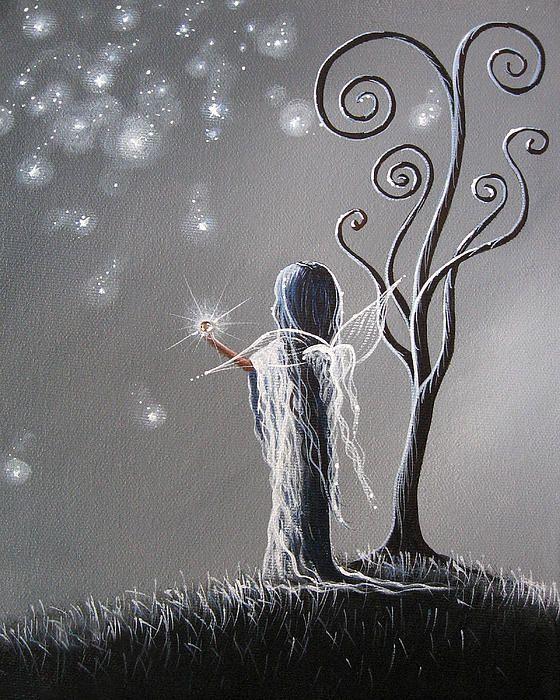 Diamond fairy by Shawna Erback