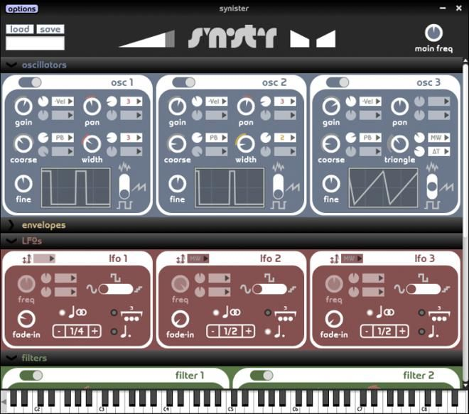 A group of 9 students from TU-Berlin (Technische Universität Berlin) has released Synister, a free open source synthesizer plugin available in VST, AU format for Windows and MAC based DAWs. The user interface looks pretty clean and is divided into 6 sections:Oscillators, Envelopes, LFOs, Filters, FX and Step Sequencers. Synister features 3 oscillators with ADSR …