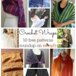 Ravishing Rectangles: 10 Free Wrap Crochet Patterns!