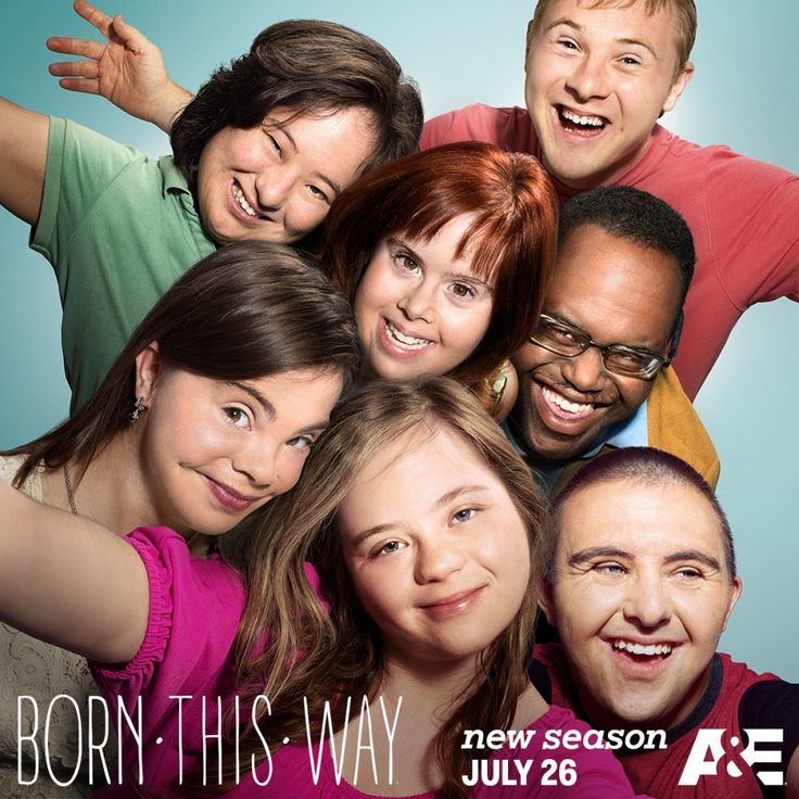 "A&E's ""Born This Way"" reality TV series takes an unscripted look at the lives of seven adults living with Down syndrome and is quickly…"