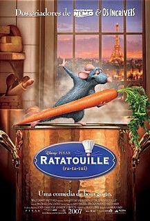 라따뚜이 Ratatouille, 2007