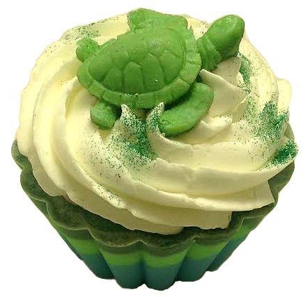 Turtle on it's way to bath.