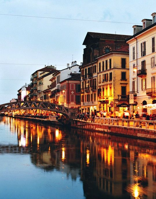Where to Shop During Milan Fashion Week