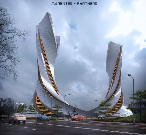 More than creating buildings, architecture also makes an inspiring design.  #architecture #inspiringarchitecture