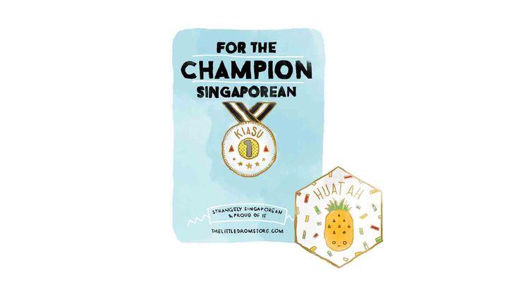 Hip Local Souvenirs–YourSingapore