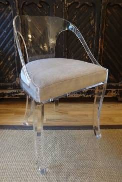 25 best ideas about Acrylic Chair on Pinterest