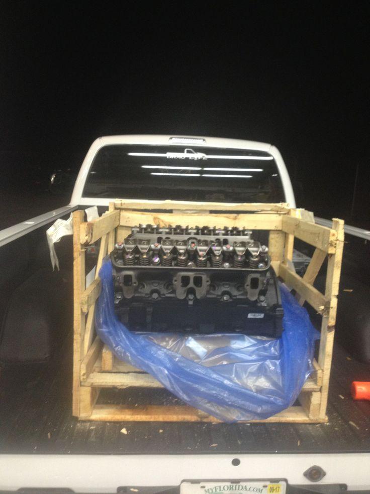 New crate motor