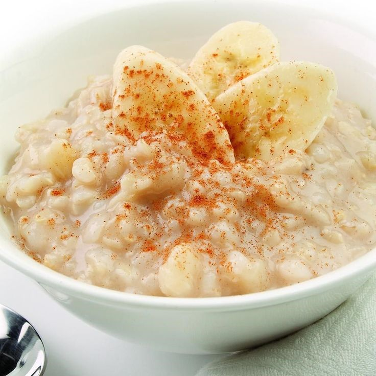This rice pudding is dairy-free, but the bananas and rice milk make it so creamy and rich-tasting, no one will know the difference.