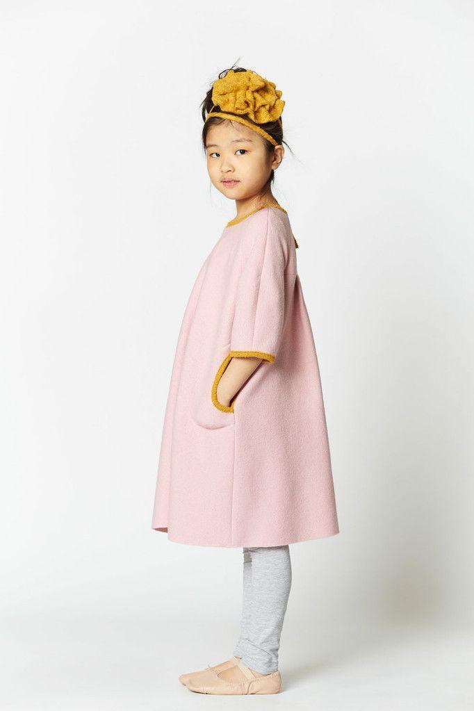Lookbook - Hilda.Henri - unique and sustainable kid's couture made in Austria:
