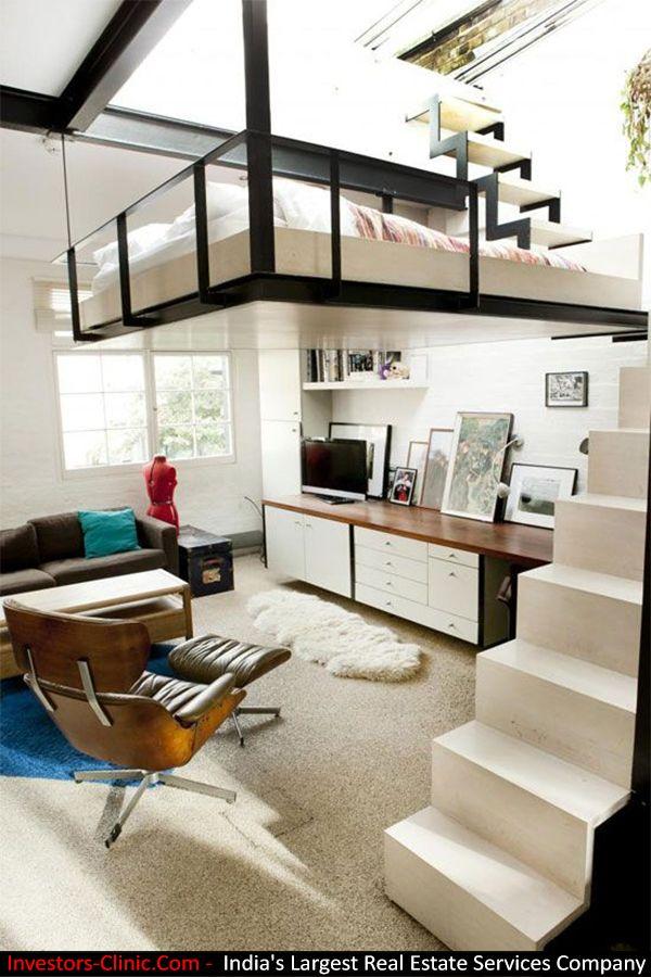 Optimum utilization of space and comfort!