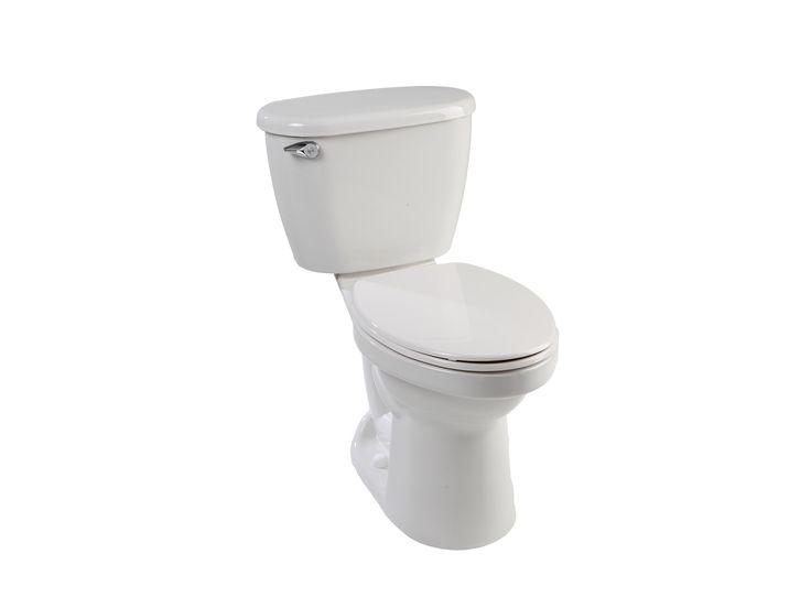 Muebles de Baño y Cocina Interceramic, este producto es de la línea Creek, sanitario creek de dos piezas blanco. Visita nuestro sitio www.interceramic.com