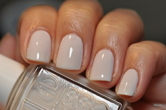 Essie Marshmallow...one of my fave standbys