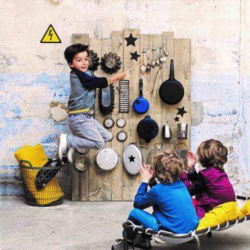 Des ustensiles de cuisine détournés en percussions / Cooking ustensil transformed percussion