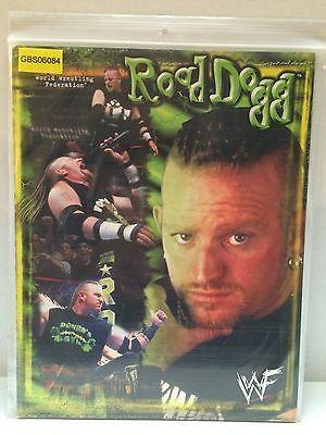 (TAS030404) - WWE WWF WCW Wrestling Road Dogg Folder
