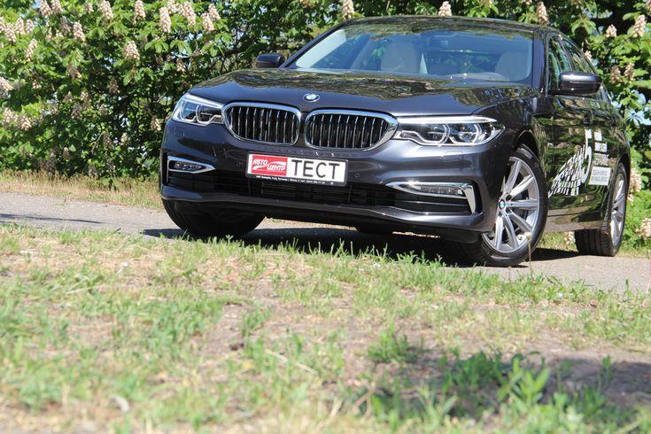 Новая BMW 5 Серии: тест очень сбалансированной версии 530d xDrive