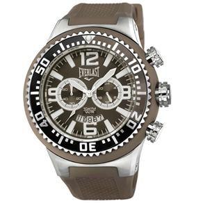 Relógio Unisex Analógico Everlast E316 - Marrom