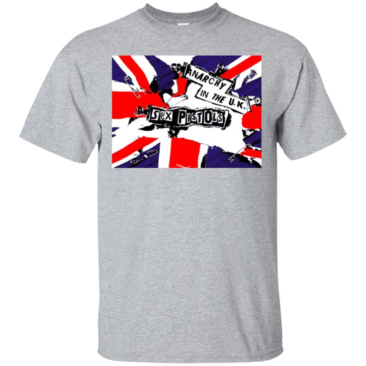 Sex Pistols Anarchy In The U.K Men's T-Shirt