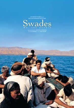 Swades: We, the People (2004)- One of the best classic bollywood movie ever