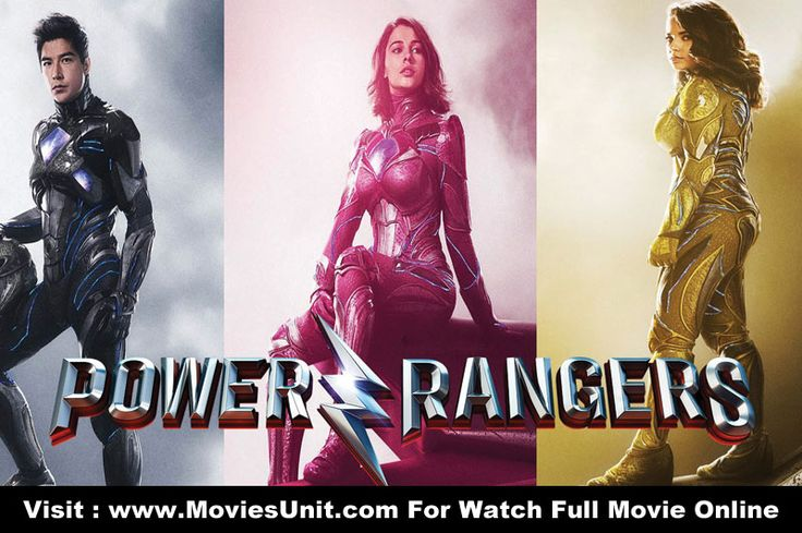 Watch Power Rangers Hindi Dubbed Full Movie Online Free Download