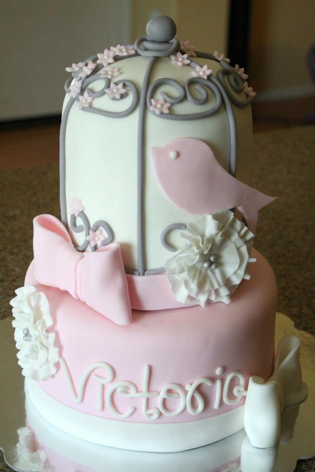 Birthday! - *Bird cage baby shower